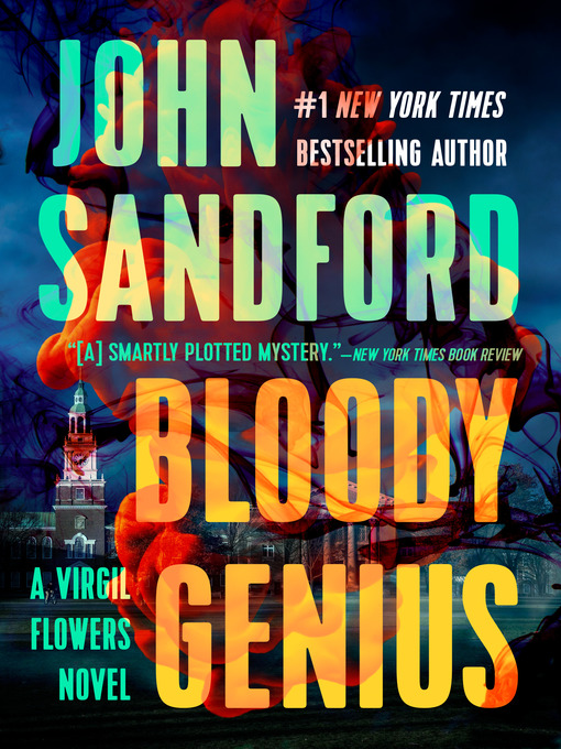 Title details for Bloody Genius by John Sandford - Wait list